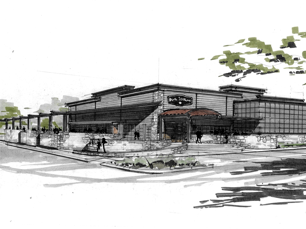 Project Sketches Walt Conwell Architects Inc