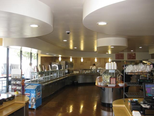 Solar Turbines Cafeteria Walt Conwell Architects Inc